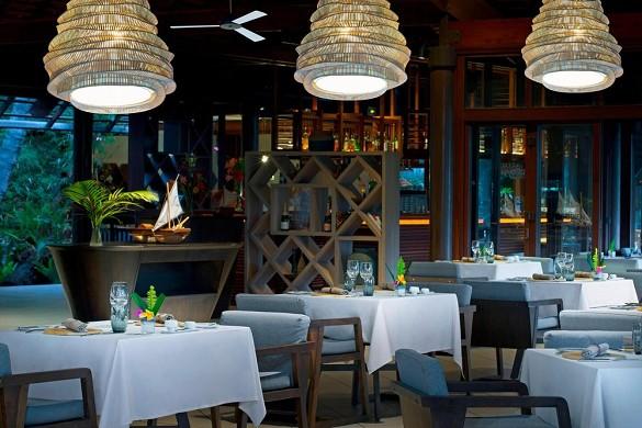 Der Ile-des-Pins-Meridian - Restaurant