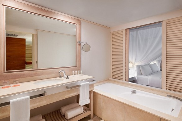 Der Ile-des-Pins-Meridian - Badezimmer