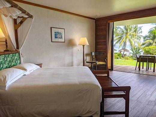 Intercontinental tahiti resort and spa - habitación