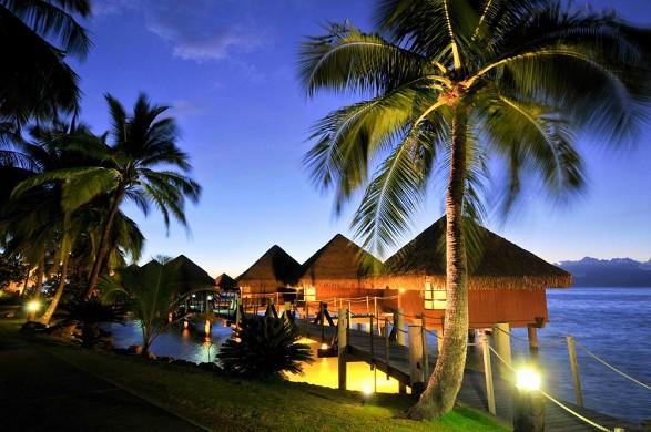 Intercontinental tahiti resort and spa - exterior