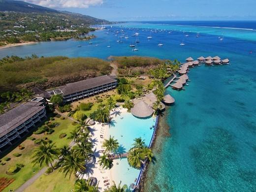 Intercontinental Tahiti Resort and Spa - Tahiti Seminar Hotel