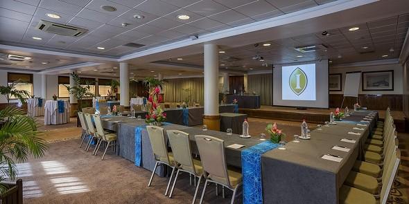 Intercontinental tahiti resort and spa - sala de seminarios