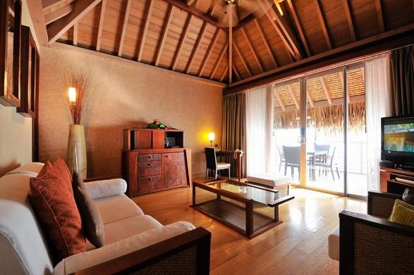 Intercontinental tahiti resort and spa - suite