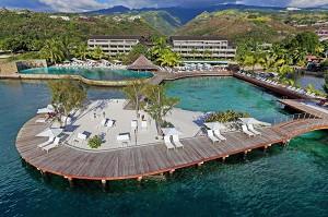 Manava Suite Resort Tahiti - Luogo del seminario a Tahiti