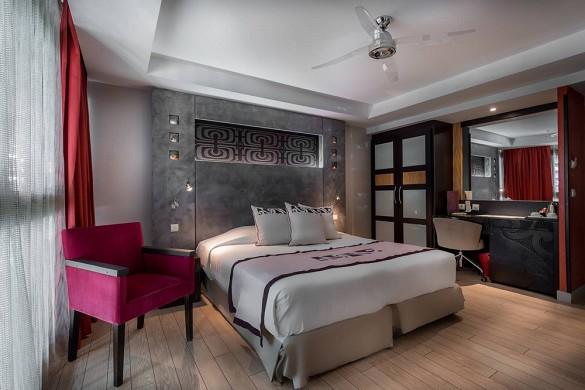 Manava suite resort tahiti - habitación estándar