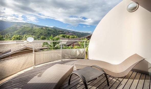 Manava suite resort tahiti - suite dúplex