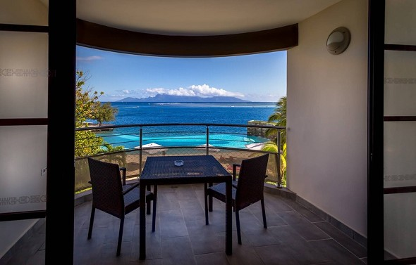 Manava suite resort tahití - suite lagoon