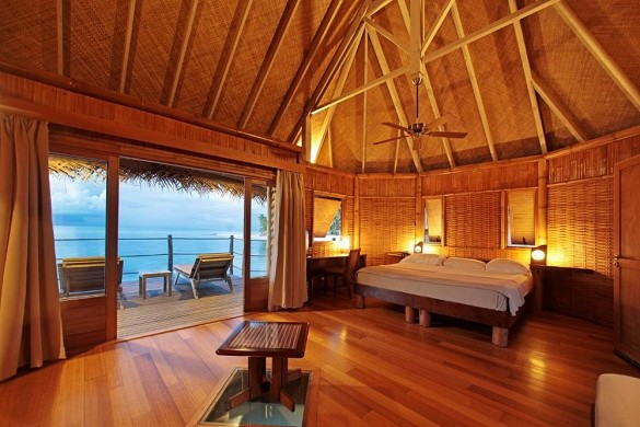 Le Tikehau by Pearl Resorts - Schlafzimmer