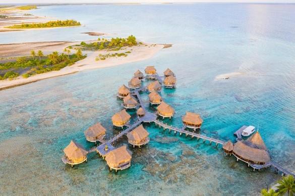 Le Tikehau by Pearl Resorts - außen