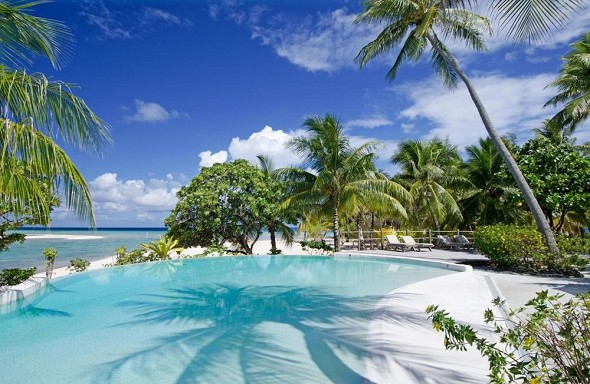 Le Tikehau by Pearl Resorts - Schwimmbad
