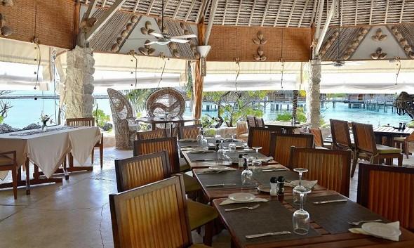 Le Tikehau by Pearl Resorts - Restaurant