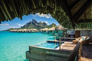 Four Seasons Resort Bora Bora - Luogo del seminario a Bora Bora