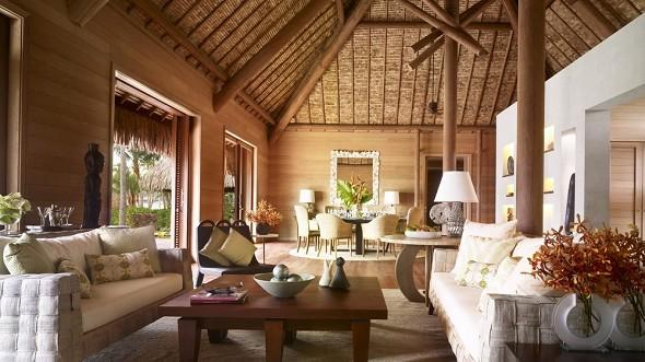 Vier Jahreszeiten Resort Bora Bora - Villa