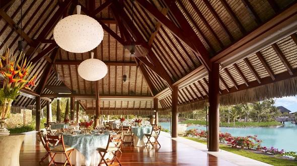 Vier Jahreszeiten Resort Bora Bora - Otemanu Zimmer