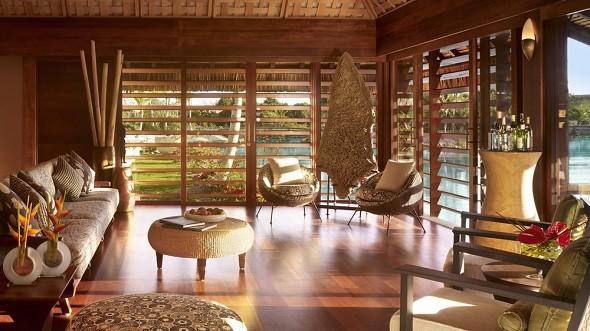 Vier Jahreszeiten Resort Bora Bora - Pahia Zimmer