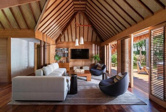 Vier Jahreszeiten Resort Bora Bora - Suite
