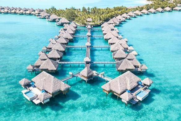 Das St. Regis Bora Bora Resort - Seminarhotel in Bora Bora