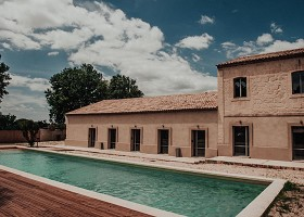 Domaine Le Sauvage - Swimming pool