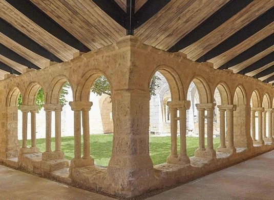 The Cordeliers cloister - atypical seminar