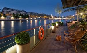 Les Jardins du Pont Neuf - Firmenabend