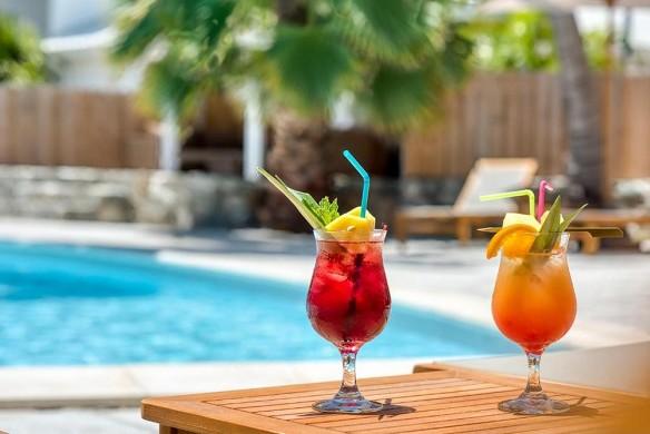 Playa orient bay - cocktails