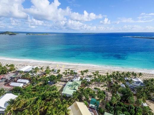 Playa orient bay - saint martin seminar hotel