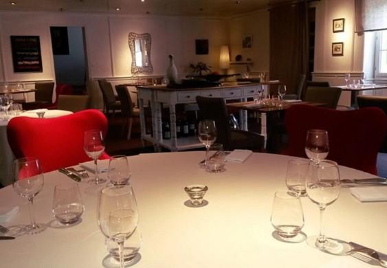 La table du pouyaud - restaurante de eventos
