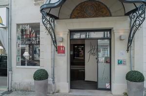 The Originals Boutique Hotel Le Londres Saumur - Home