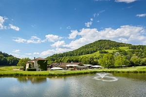 Seminarraum: Golf Bluegreen Grenoble-Bresson -