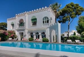 Villa Mauresque - Luxury seminar villa