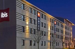 Sala de seminarios: Ibis Calais Channel Tunnel -