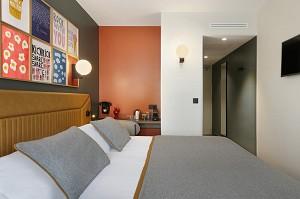 RockyPop Flaine Hotel Spa - Habitación RockyDuo
