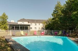 Sala de seminarios: The Originals City Hotel La Saulaie, Saumur West -