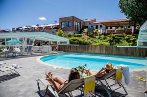 Hotel und Spa des Gorges du Verdon - Schwimmbad