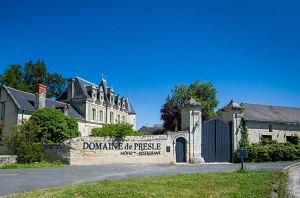 Sala de seminarios: Domaine de Presle -