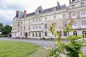 Sala de seminarios: Château de Briançon -