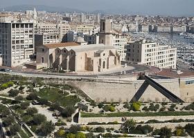 Mucem - Lugar de seminario atípico en Marsella