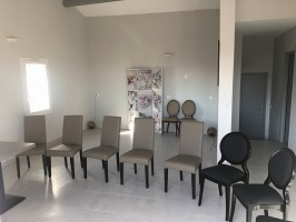 Hotel Vacaciones y Trabajo - Sala de seminarios