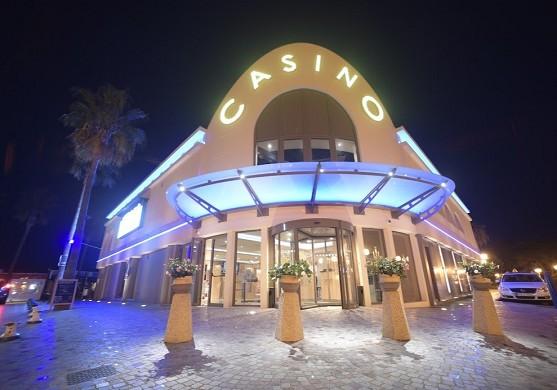 Casino Cavalaire - exterior