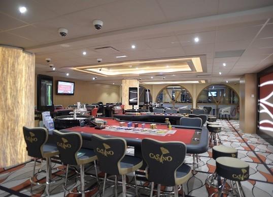 Cavalaire Casino - mesa