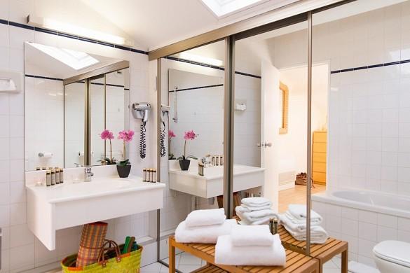 Hotel les medes - bagno