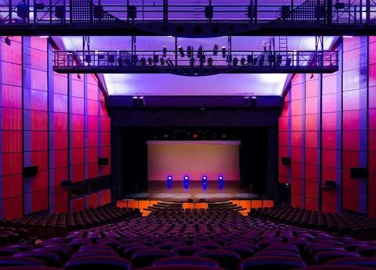 Palazzo Nettuno - auditorium
