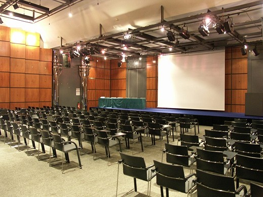 Palazzo Nettuno - sala conferenze