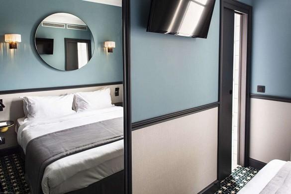 Hotel Lenox - camera