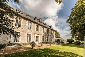 Chateau de Noirieux - Castello degli eventi