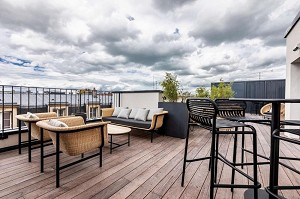 Best Western Plus Crystal Hotel and Spa - Terrazza