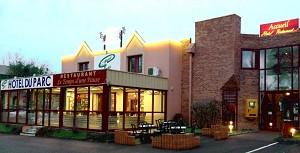Hotel du Parc - Esterno