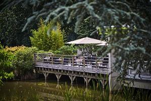 Les Jardins de L'Anjou - Terrazza - Ristorante L'Harmonie