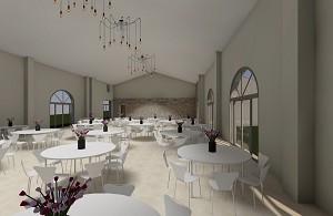 Seminar room: Domaine Cassan -