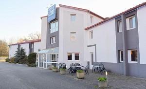 Hotel Inn Design Chambery - Esterno